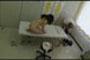 整骨院に来たエロそうな患者に勃起したチンポを見せつけたら凄いことになってしまった盗撮映像 3