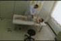 整骨院に来たエロそうな患者に勃起したチンポを見せつけたら凄いことになってしまった盗撮映像 4