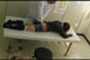 整骨院に来たエロそうな患者に勃起したチンポを見せつけたら凄いことになってしまった盗撮映像 5