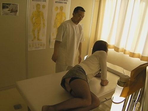 熟女限定猥褻整骨院の裏治療極秘流出