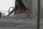 中○生が仮病を使って保健室のベッドでこっそりオナニーしちゃってる映像隠し撮り13 10