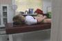 中○生が仮病を使って保健室のベッドでこっそりオナニーしちゃってる映像隠し撮り 3