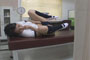 中○生が仮病を使って保健室のベッドでこっそりオナニーしちゃってる映像隠し撮り 5