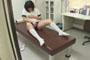 中○生が仮病を使って保健室のベッドでこっそりオナニーしちゃってる映像隠し撮り 8