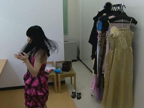 キャバクラ更衣室盗撮 8