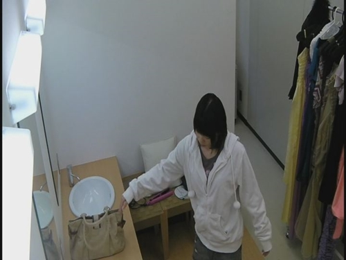 キャバクラ更衣室盗撮 9