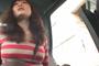 タクシー車内で油断して大股広げている女性客パンチラ狙い撃ち盗撮 2 2