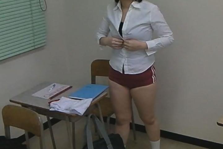 女子校生 ブルマ生着替え盗撮 7