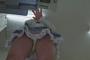 メガネ屋さんの店員が検眼中にこっそり逆さ撮りしたお客さんのパンモロ映像 5 4